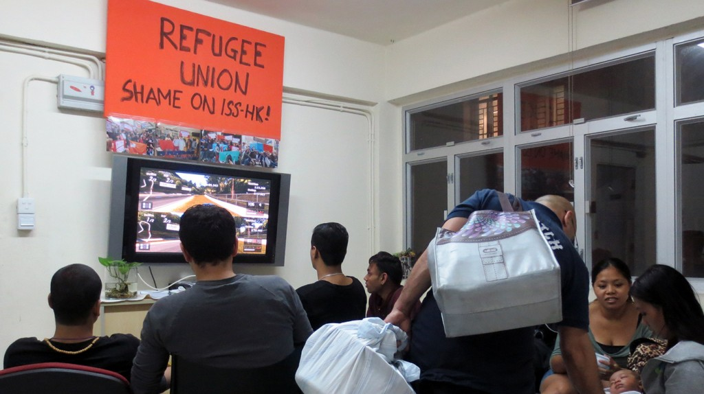 Refugee Union acts as high court surety