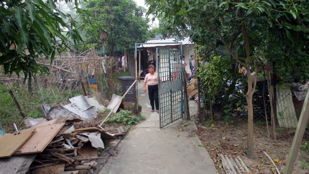 Slum in the farmhouse closes down