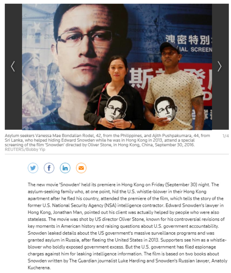 Reuters - Snowden - 3Oct2016