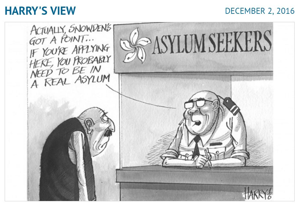 SCMP - Harry's point - 2Dec2016